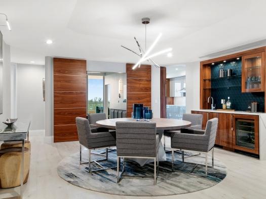 Choosing modern interior doors for your kitchen