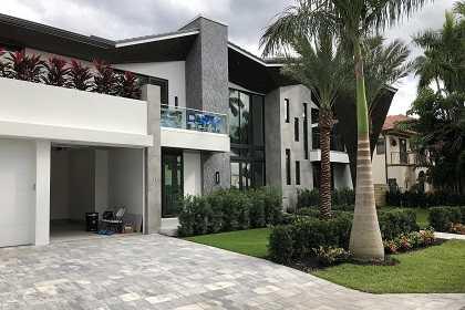 House on Las Olas Isles FL