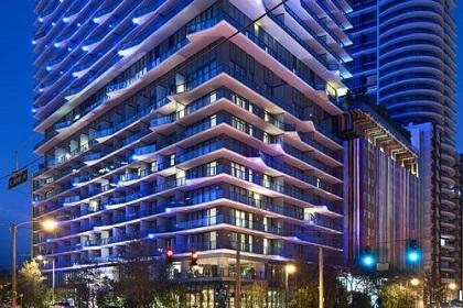 Luxury apartment Brickell Miami FL