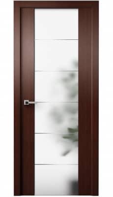Gardi Vetro Interior Door Wenge