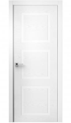 Comforto Interior Door White Ash / White