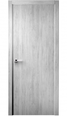 Unica Interior Door Gray Oak