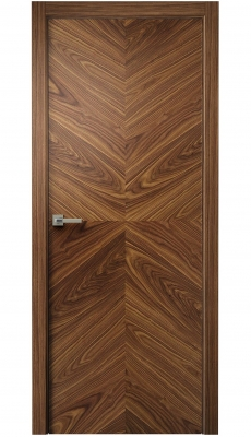 Tera X Interior Door American Walnut
