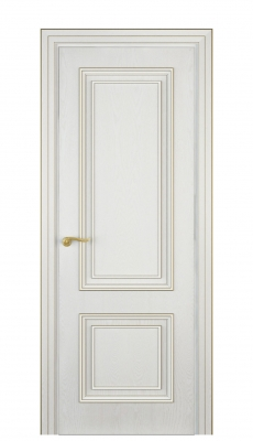 Mareta Interior Door White Ash