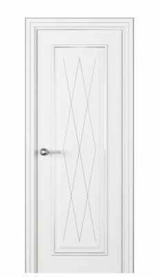 Radicosa Interior Door Italian Enamel White