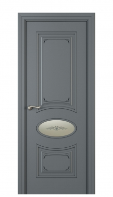Amelia Incerto Interior Door Italian Enamel 7011