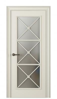 Levata Vetro Interior Door Italian Enamel 7035