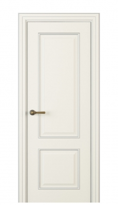 Donori Interior Door Italian Enamel 9010