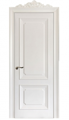 Floridia Interior Door Italian Enamel White