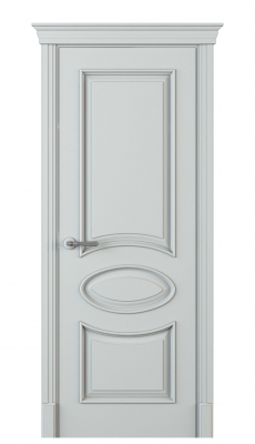 Formazza Interior Door Italian Enamel 7035