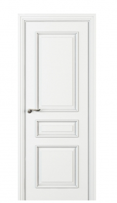 Fellini Interior Door Italian Enamel White