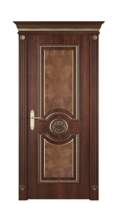 Alessandria Interior Door Stained Oak