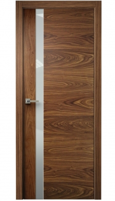 Lago Interior Door American Walnut