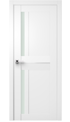 Fero Interior Door Soft Touch White