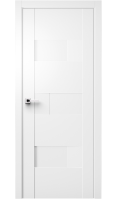 Fortika Interior Door Soft Touch White