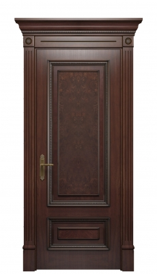 Imperia Interior Door Stained Oak