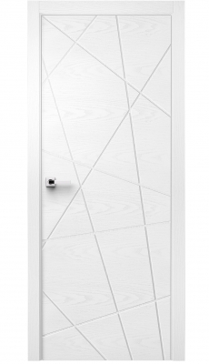 Juno Interior Door White Ash