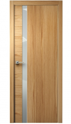 Lago Interior Door Natural Oak