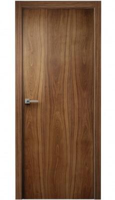 Unica Interior Door American Walnut
