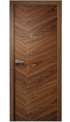 Tera V Interior Door American Walnut