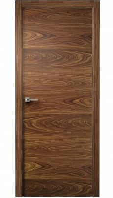 Sana Interior Door American Walnut