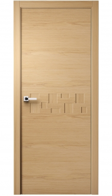 Pluto Interior Door Oak