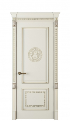Medusa Interior Door Royal White Oak