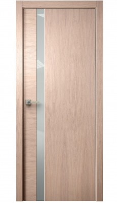 Lago Interior Door Brushed Oak Tone 12
