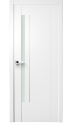 Fidela Interior Door Soft Touch White