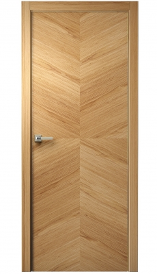 Tera X Interior Door Natural Oak
