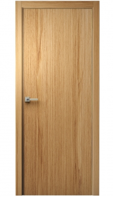 Unica Interior Door Natural Oak