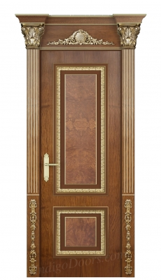 Verona Interior Door Stained Oak