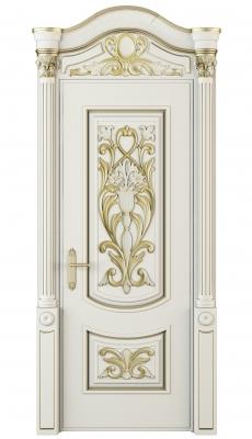 Vittoria Interior Door Royal White Oak