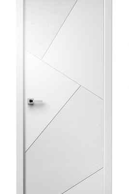 Image Arto Interior Door Royal White / White Ash 1