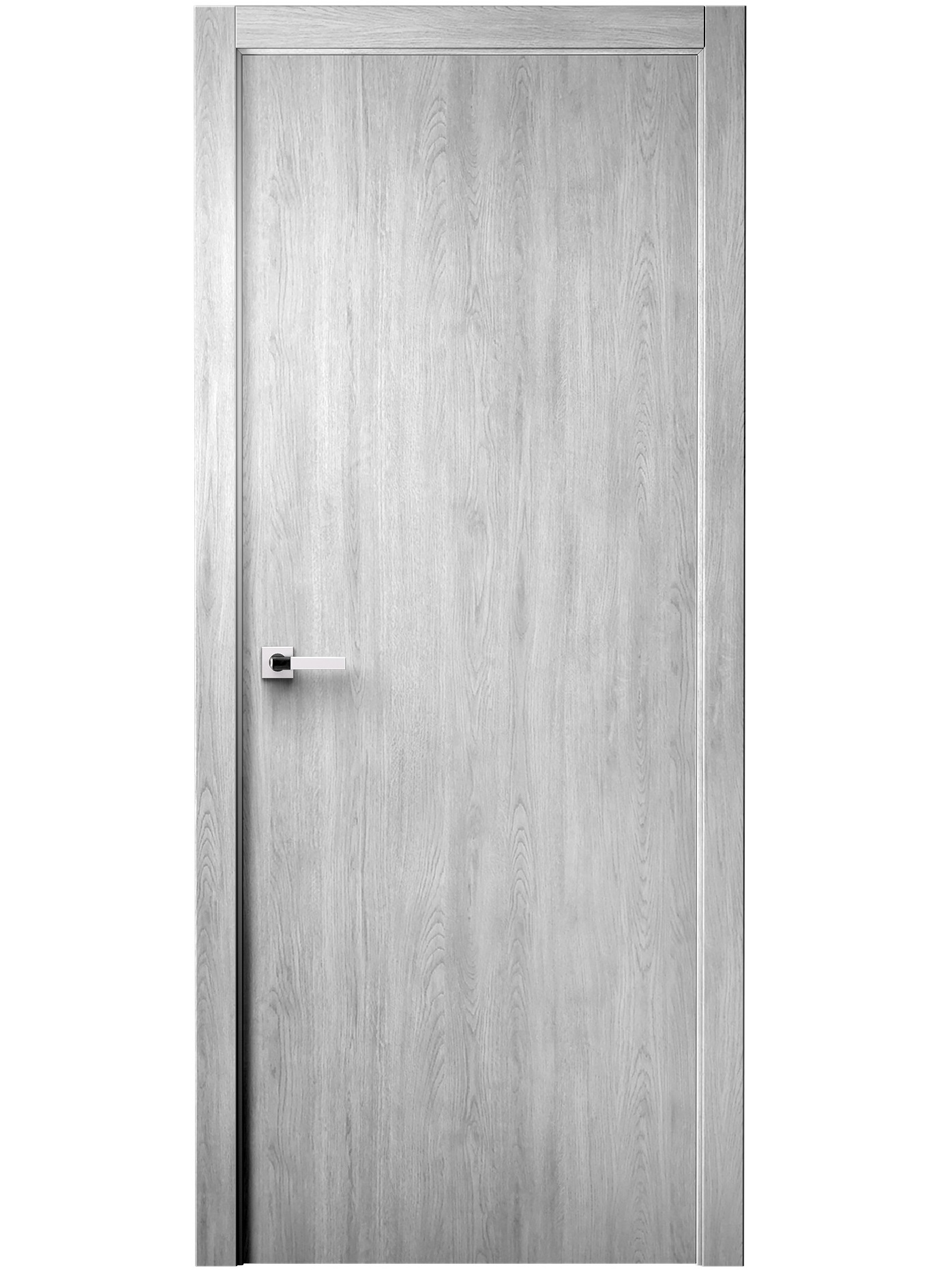 Image Unica Interior Door Gray Oak 0