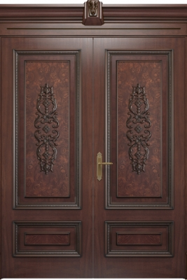 Image Imperia Interior Door Stained Oak 2