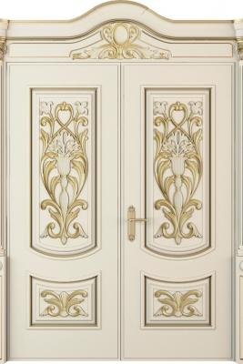 Image Vittoria Interior Door Royal White Oak 2