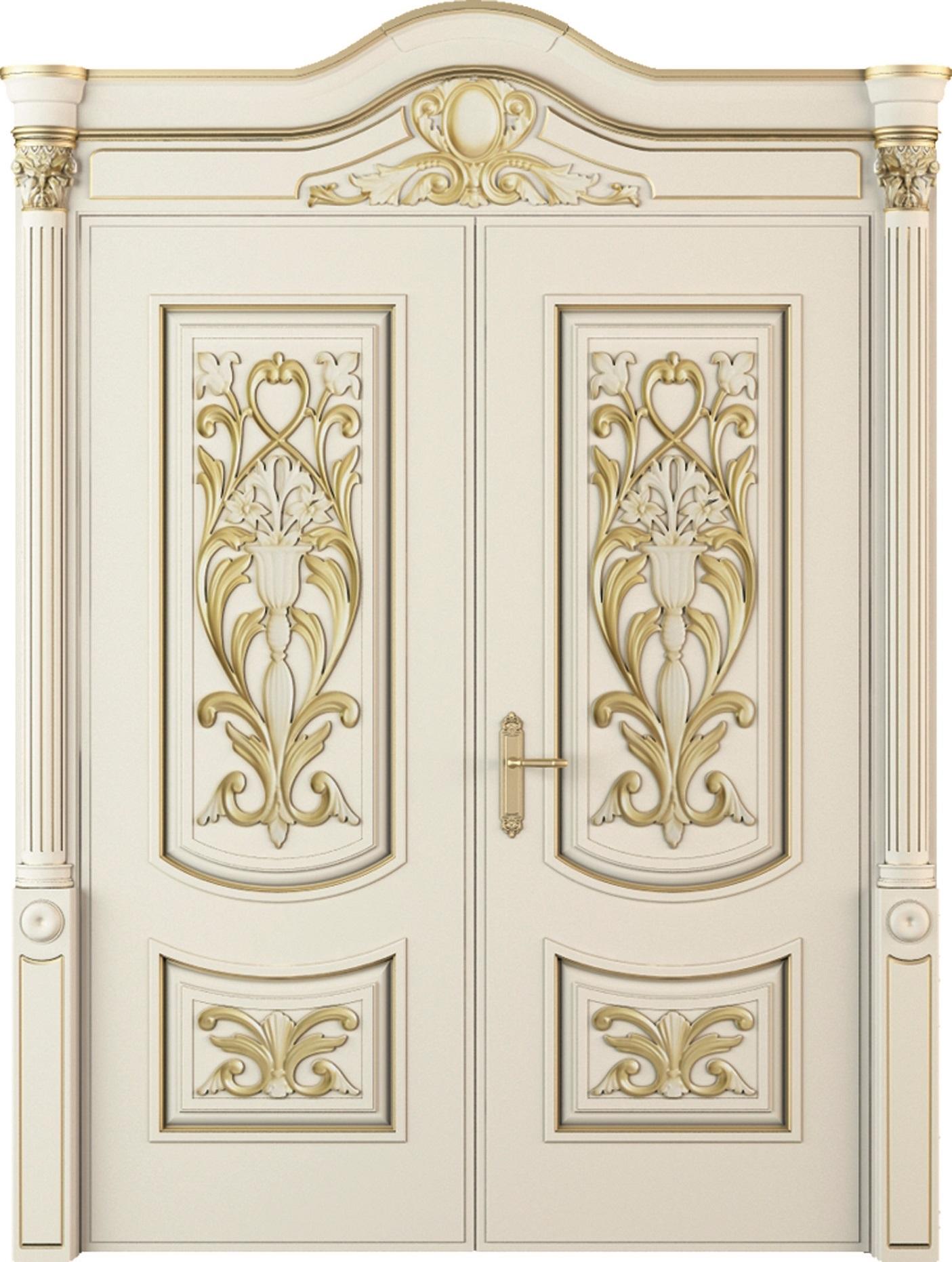 Image Vittoria Interior Door Royal White Oak 1