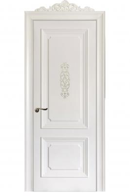 Image Floridia Fasonado Interior Door Italian Enamel White 1