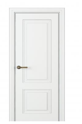 Image Donori Interior Door Italian Enamel White 1