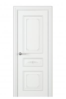 Image Fabrizia Interior Door Italian Enamel White 1