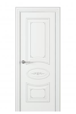 Image Amelia Interior Door Italian Enamel White 1
