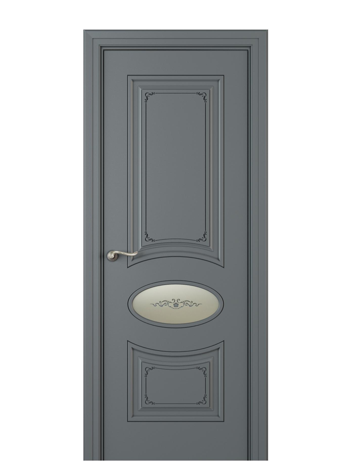 Image Amelia Incerto Interior Door Italian Enamel 7011 0