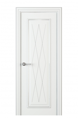 Image Radicosa Interior Door Italian Enamel White 1
