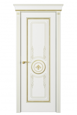 Image Fontanella Interior Door Italian Enamel White 1