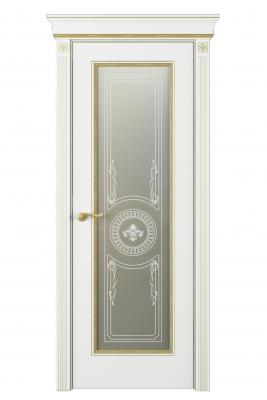 Image Fontanella Vetro Interior Door Italian Enamel White 1
