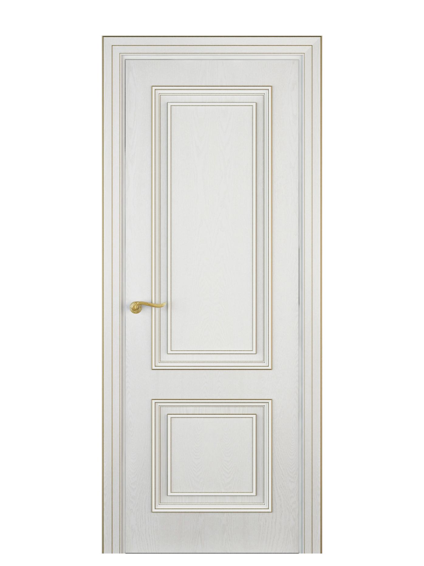 Image Mareta Interior Door White Ash 0