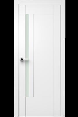 Image Fidela Interior Door Soft Touch White 1