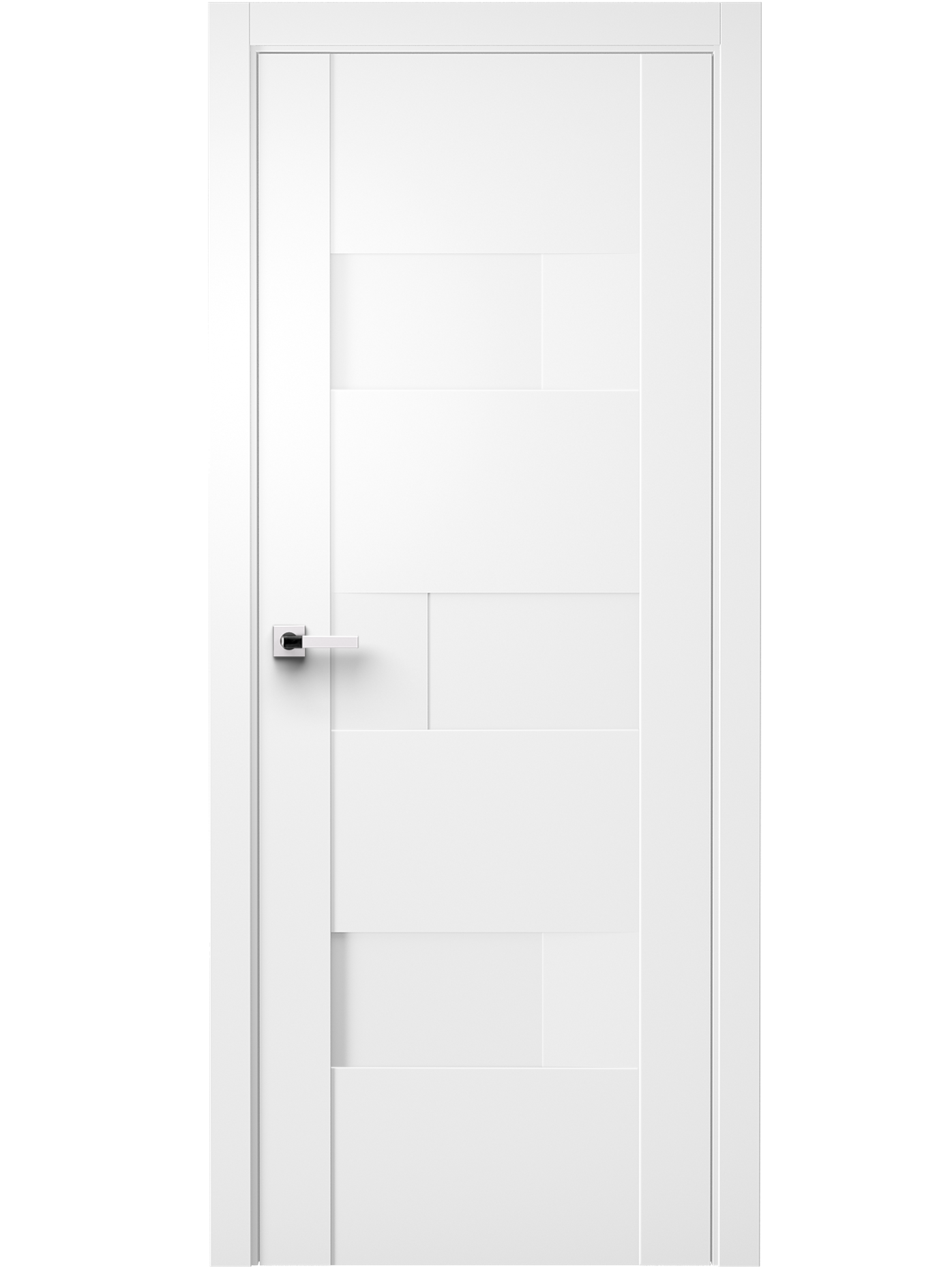 Image Fortika Interior Door Soft Touch White 0