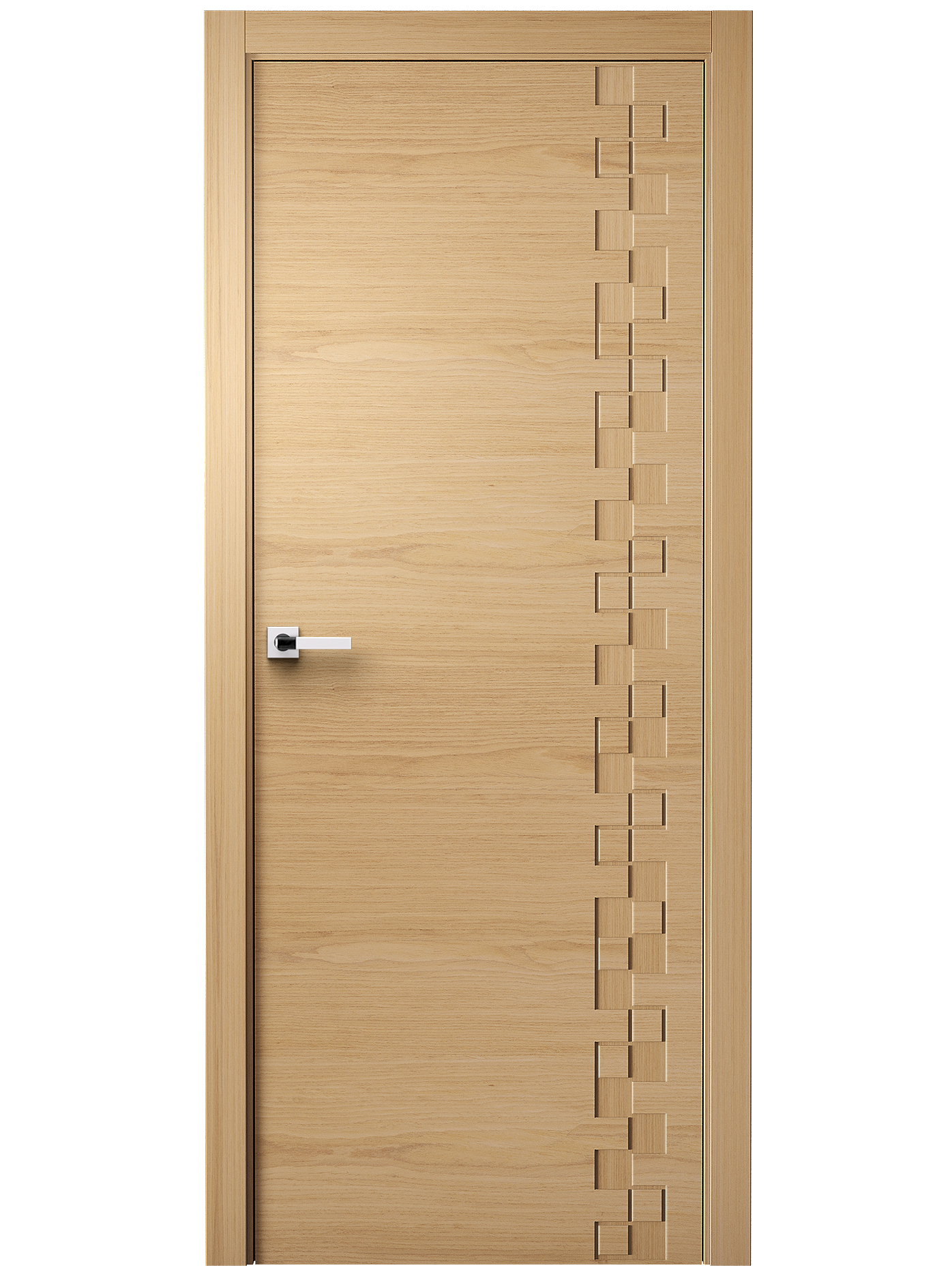 Image Vesta Interior Door Oak 0